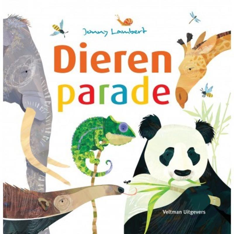 cover Dierenparade